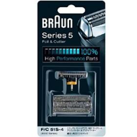 ブラウン BRAUN シェーバー用替刃(セット) コンビパック F/C51S-4