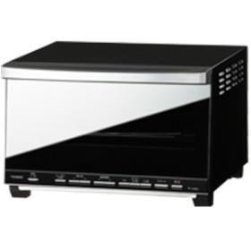 ツインバード オーブントースター [1200W/食パン4枚] TS-D057B (ブラック)