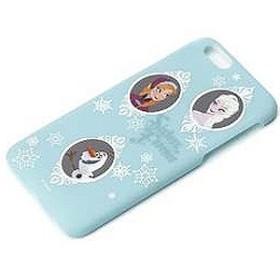 PGA iPhone 6用ラバーコートハードケース ディズニー・アナと雪の女王 PG-DCS879FRZ