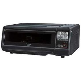 パナソニック フィッシュロースター「けむらん亭」(1300W) NF-RT800-K (ブラック)