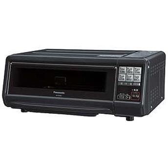パナソニック Panasonic フィッシュロースター「けむらん亭」(1300W) NF-RT800-K (ブラック)