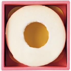 フクフル ホワイトチョコ掛けりんごバウムクーヘン(シェフ坂井宏行監修) たまひよSHOP・たまひよの内祝い