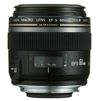 キヤノン CANON EF-Sレンズ「EF-S60mm F2.8 マクロ USM」 EF-S6028MU