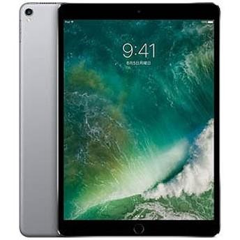 アップル iPad Pro 10.5インチ Retinaディスプレイ Wi-Fiモデル MPGH2J/A (512GB・スペースグレイ)