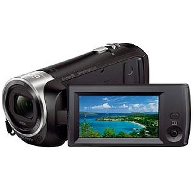ソニー SONY 32GBメモリー内蔵フルハイビジョンビデオカメラ HDR-CX470B (ブラック)