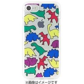 89ca2cf758 ROA iPhone 7用ソフトクリアケース Jurassic Park Dparks DS8286i7