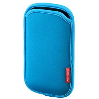 サンワサプライ スマートフォン用「幅 70mm」 マルチスマートフォンケース PDA-SPC1BL (ブルー)