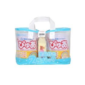 【オンライン限定】雪印 ぴゅあ 820g×2缶パック