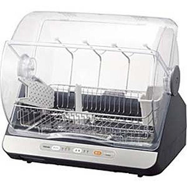 東芝 TOSHIBA 食器乾燥機(6人分) VD-B15S-LK (ブルーブラック)