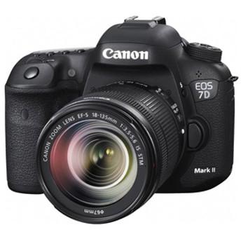 キヤノン CANON デジタル一眼「EOS 7D Mark II(G)」レンズキット EOS7DMK2LK