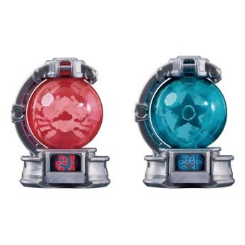 宇宙戦隊キュウレンジャー DXキュータマセット01【クリアランス】