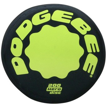 ドッヂビー 200(ブラック×ライム)