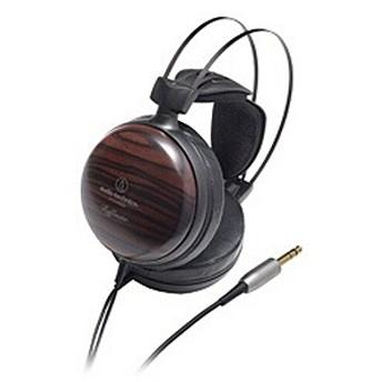 オーディオテクニカ (ハイレゾ音源対応)ヘッドホン 3.0mコード(日本製) ATH-W5000