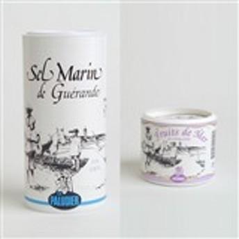 フランス・ブルターニュ産「ゲランドの塩」セット