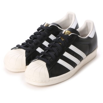 アディダス オリジナルス adidas Originals atmos SUPERSTAR 80s (BLACK)