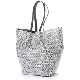 フォーパ パリ FAUX PAS PARIS Monogram purse Bag (Black)