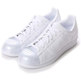 アディダス オリジナルス adidas Originals atmos SUPERSTAR GLOSSY TOE W (WHITE)