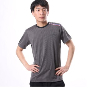 ルコックスポルティフ le coq sportif メンズ テニス 半袖Tシャツ QT-012171