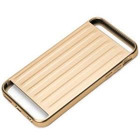 PGA iPhone 6s/6用アルミニウムケース アタッシュ ゴールド PG-I6SAL06GD