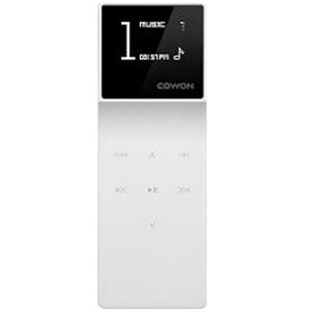 COWON デジタルオーディオプレーヤー [内蔵メモリ8GB] E3-8G-WH (ホワイト)