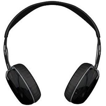 SKULL CANDY ヘッドホン (Grind Black/Black/Gray TTech)1.2mコード GRINDBLACK