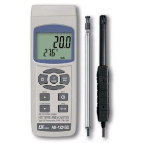6975bb-856274 SDデータロガデジタル風速・風量計 AM-4224SD 通販