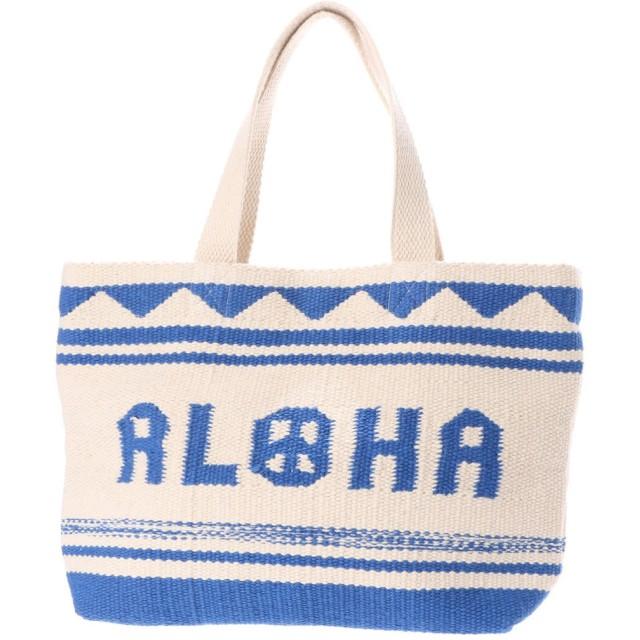 Kahiko ALOHAピーストートバッグ