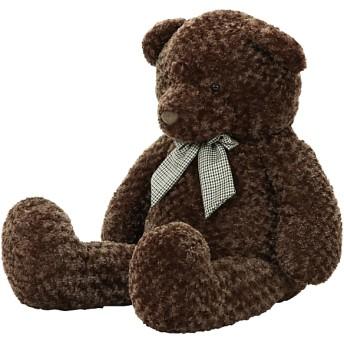 不二貿易 60224 お座りくまさん(100cm) BR ブラウン おもちゃ