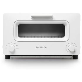 BALMUDA K01E-WS ホワイト The Toaster [オーブントースター(1300W)] オーブン・トースター