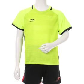 ティゴラ TIGORA ジュニア サッカー/フットサル 半袖シャツ TR-8SW4007HSプラ