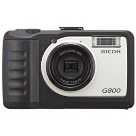 RICOH 162045 G800 [防水・防塵・業務用デジタルカメラ (1600万画素)]