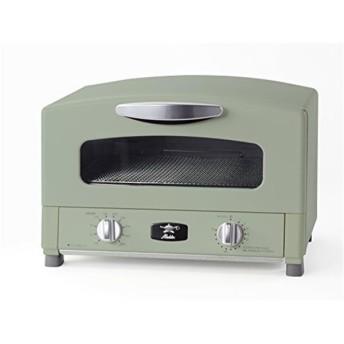Aladdin アラジン グリル&トースター CAT-G13A(G) アラジングリーン [グラファイト グリル&トースター] オーブン・トースター