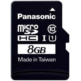 PANASONIC RP-SMGA08GJK [microSDHCメモリーカード(8GB・UHS Speed Class1(Class10)対応)] SDメモリーカード