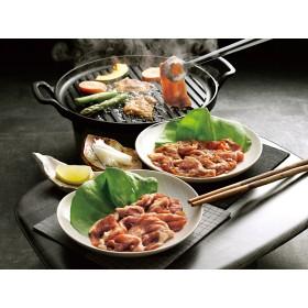お取り寄せ 国産ポーク焼肉 (味付) (100g×3袋) SA-520 豚肉