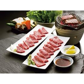 食品 宮崎牛 5等級 焼肉 (もも肉200g・ばら肉150g/計350g) SD-780 牛肉