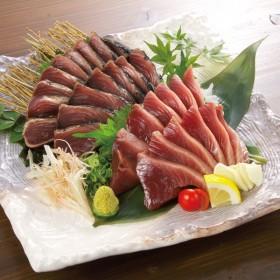 食品 藁焼き鰹のたたきと刺身セット 47C-039 セット品(魚介・水産)