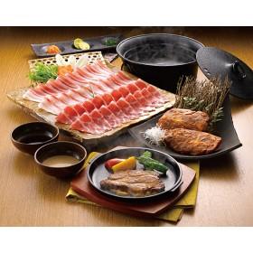 お取り寄せ イベリコ豚しゃぶしゃぶと味噌漬け (しゃぶしゃぶ×各270g/味噌漬け×5枚) SD-240 セット品(肉)