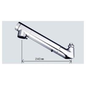 KVK ZS202 浄水器内臓吐水パイプ13 1/2用 家庭日用品