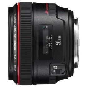 CANON EF50mm F1.2L USM [超大口径・標準単焦点レンズ]