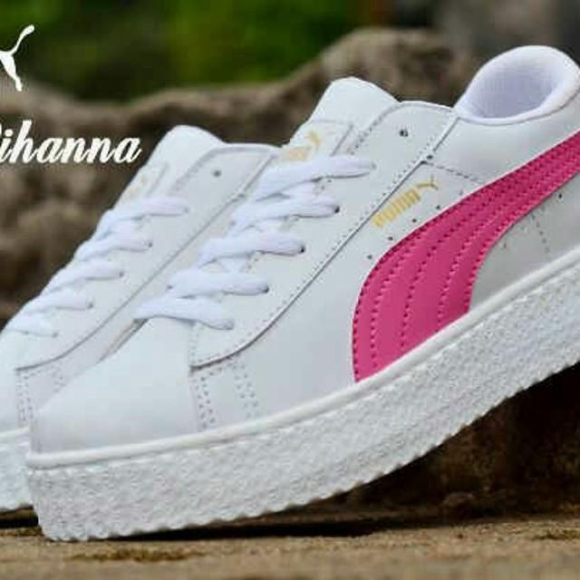 Sepatu Puma Rihana List Pink (REPLIKA)  Rp 175.000 Rp 69.000 b121c20195