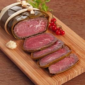 杉本食肉産業 黒毛和牛昆布巻きローストビーフ