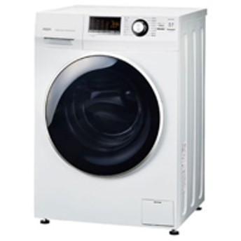アクア AQUA ドラム式全自動洗濯機 [洗濯8.0kg/左開き/乾燥機能無し/温水機能あり] AQW-FV800E-W (ホワイト)