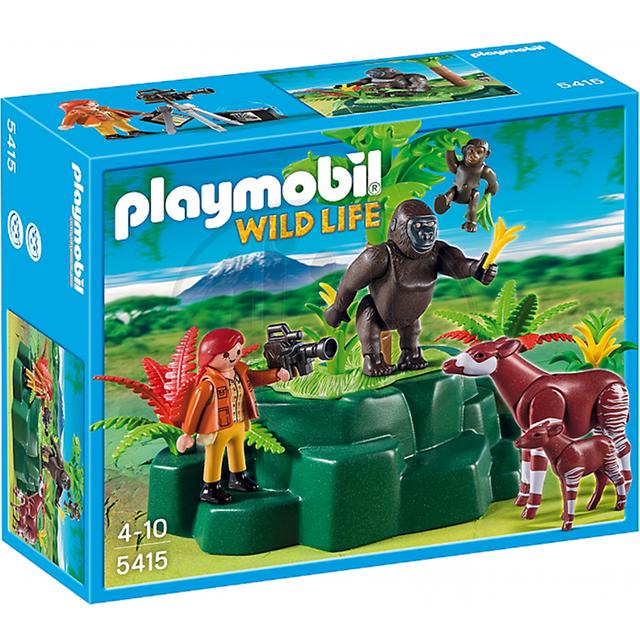 Playmobil 摩比 5415 金剛/猩猩