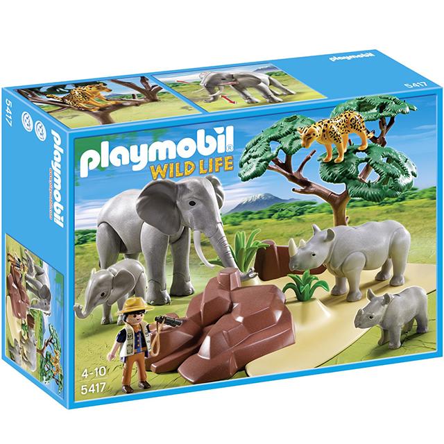 Playmobil 摩比 5417 非洲象