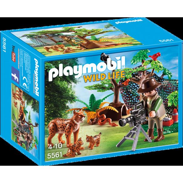 Playmobil 摩比 5561 探險家