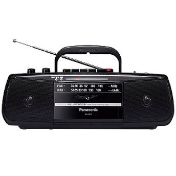 パナソニック Panasonic (ワイドFM対応)ラジカセ RX-FS27-K