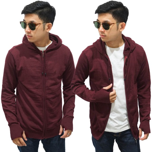 Knit Hoodie Fingerless Maroon: Rp 110.000 Rp 95.000 · Vest Formal Basic .