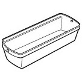 イワタニ IFP-YOKI-L-2 [スライサー部品 外容器] ミキサー・フードプロセッサー