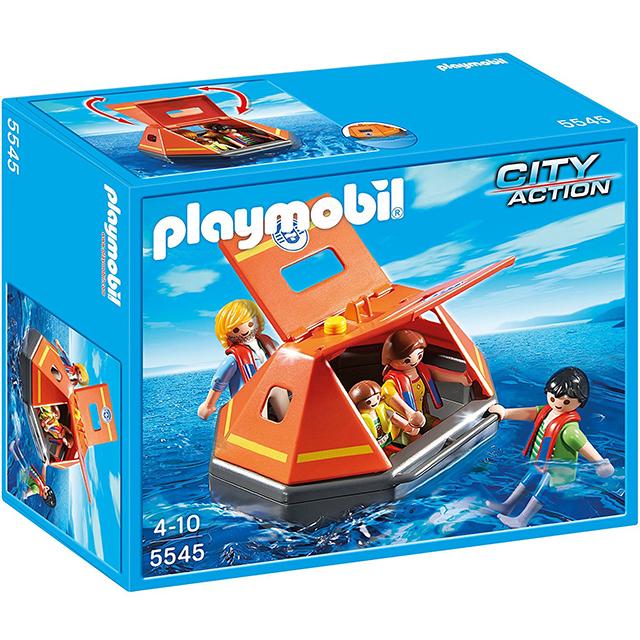 Playmobil 摩比 5545 救生艇