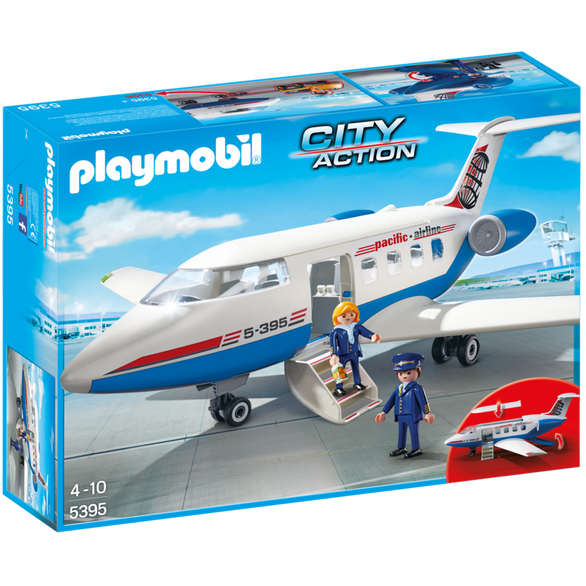 Playmobil 摩比 5395 飛機